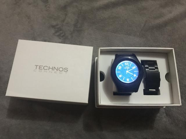 6332a25a41579 Smartwatch Technos Connect Full Display 3.0 SRAF4P - Bijouterias ...