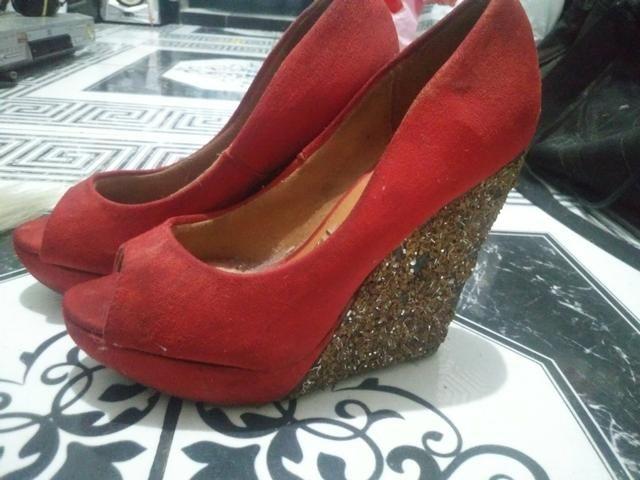 747bb9aedad11 Vendo sapatos femininos - Roupas e calçados - Alvorada, Manaus ...