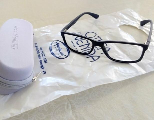 Armação de óculos de grau ou de sol - Bijouterias, relógios e ... 536fb19fdc