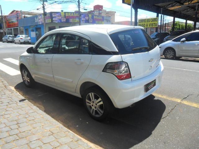 Gm - Chevrolet Agile Ltz 1.4 completo 13/13. Vende/troca/financia - Foto 4