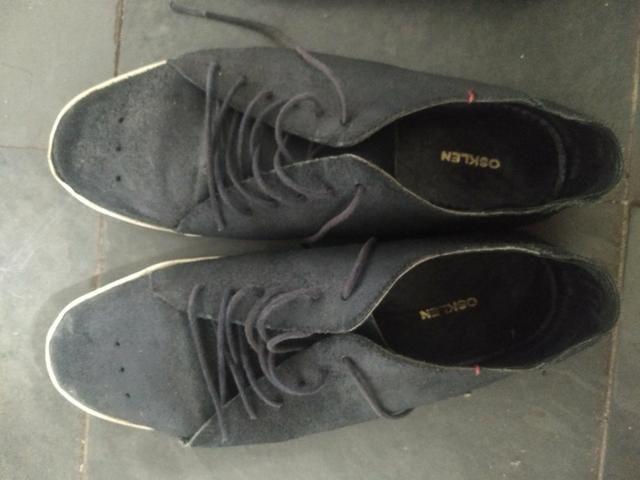 e7114dcb49 Sapatênis Osklen - Só venda - Roupas e calçados - Ceilândia Sul ...