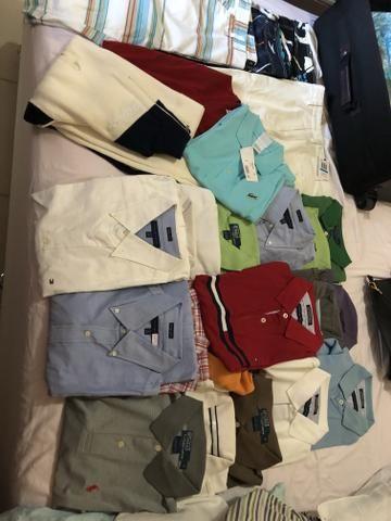 9410ef90b Lote de roupas importadas -25 peças - Roupas e calçados - Realengo ...