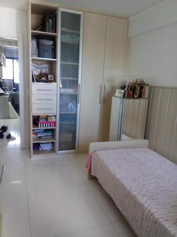Apartamento 4 Suítes Pituba Ville Nascente Alto Luxo! - Foto 13