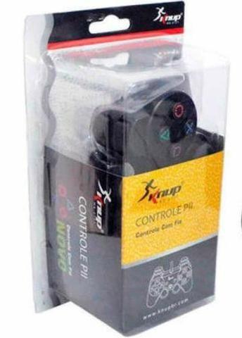 Joystick Playstation 2 Original Knup-(Loja na Cohab)-Somos a Melhor Loja de São Luis