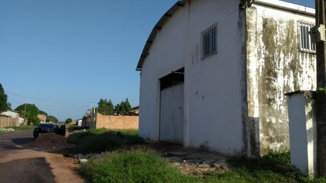 2 mil reais a locação galpão com 360 metros quadrados, em Castanhal no bairro imperador - Foto 6