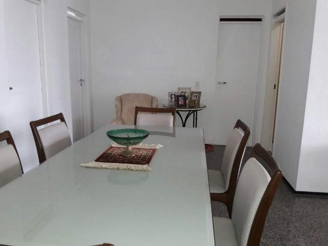 AP0284 - Apartamento 136m², 3 Suítes, 2 Vagas, Ed. Valdenir Maia, Aldeota, Fortaleza/CE - Foto 7