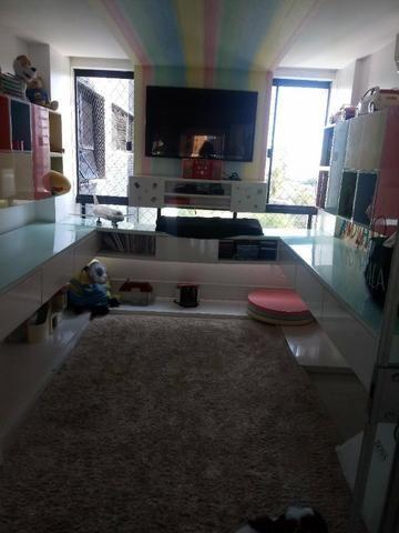 Apartamento 4 Suítes Pituba Ville Nascente Alto Luxo! - Foto 19