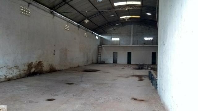 2 mil reais a locação galpão com 360 metros quadrados, em Castanhal no bairro imperador - Foto 9