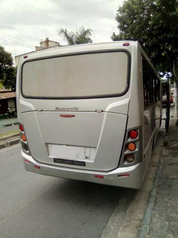 Micro ônibus mascarello granmicro 2011|12 - Foto 8