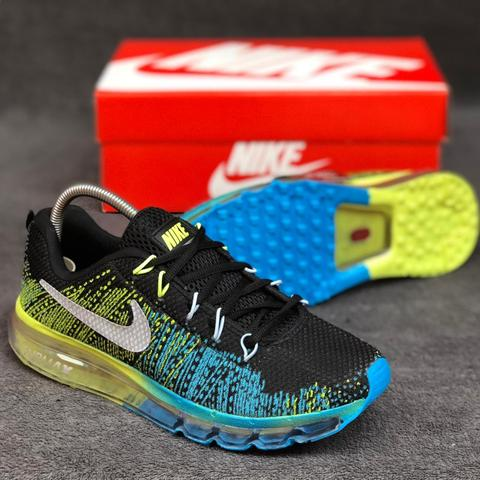 magasin en ligne 09a13 ad85a Nike Flyknit Air Max, 38 ao 43