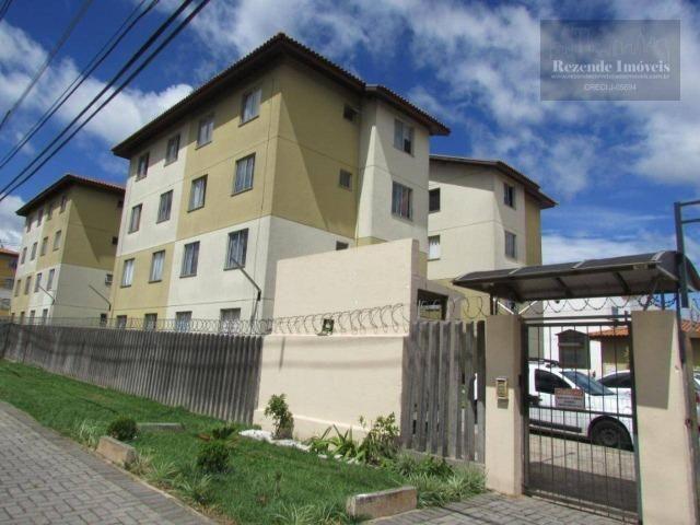 F-AP1081 Apartamento com 2 dormitórios à venda, 48 m² por R$ 135.000 - Caiuá - Curitiba/PR