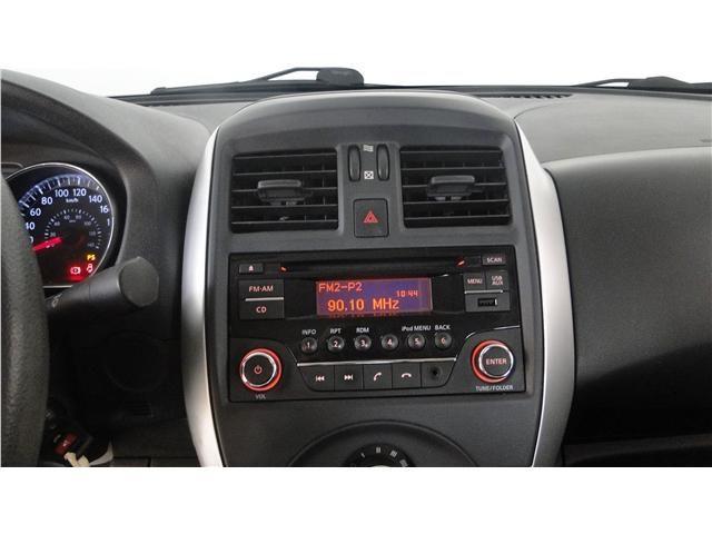 Nissan Versa 1.6 16v flex sv 4p manual - Foto 15