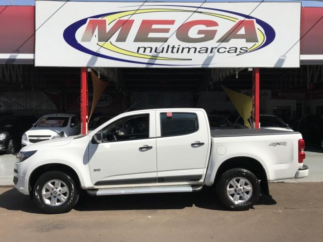 GM - CHEVROLET S10 PICK-UP LS 2.8 TDI 4X4 CD DIES. MEC. - Foto 4