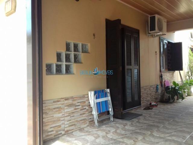 *Terreno com 02 casas no Bairro Granja Esperança em Cachoeirinha/RS  *Casa da frente com 1 - Foto 5