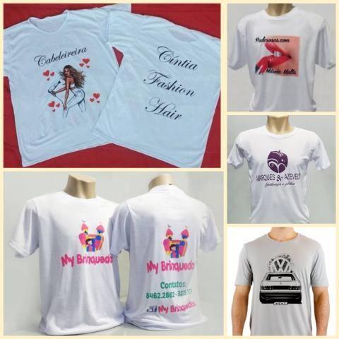 Camisetas Personalizadas - Arte Grátis - Foto 3