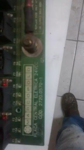 Placa eletrica onibos rodoviario - Foto 4