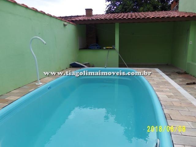 Casa com Piscina || 02 Dormitórios || Suíte || Massaguaçu || 280 Mil - Foto 17