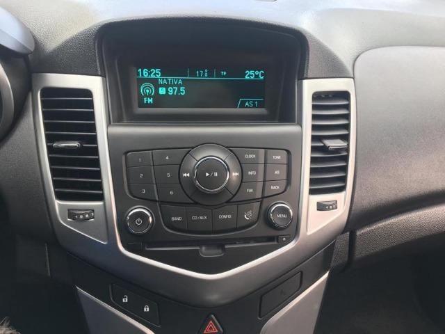 Cruze Lt 1.8 Aut Ecotec 6 Speed 2013 - Impecável - Confira !!! - Foto 7