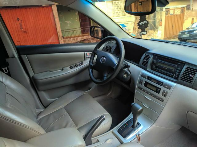 Toyota Corolla Seg 2006 aut - top - Foto 2