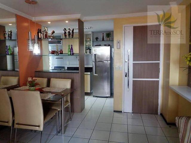 Apartamento com 3 quartos, 67m, 5º andar e projetado no Bairro Damas - Foto 4