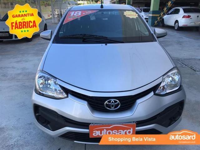 Toyota Etios Sedan XS 1.5 (Flex) (Aut) - Foto 2
