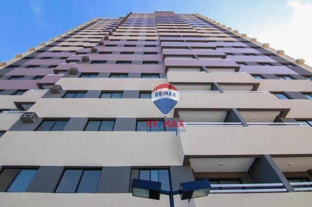 Apartamento Residencial Alvorada, com 3 dormitórios à venda, 75 m² por R$ 340.000 - Dix-Se - Foto 2
