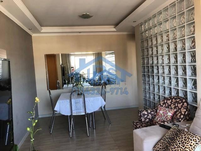 Apartamento com 2 dormitórios à venda, 51 m² por R$ 350.000,00 - Jardim Tupanci - Barueri/ - Foto 9