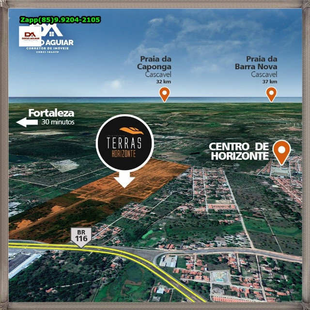 Loteamento Terras Horizonte{ Invista já} - Foto 17