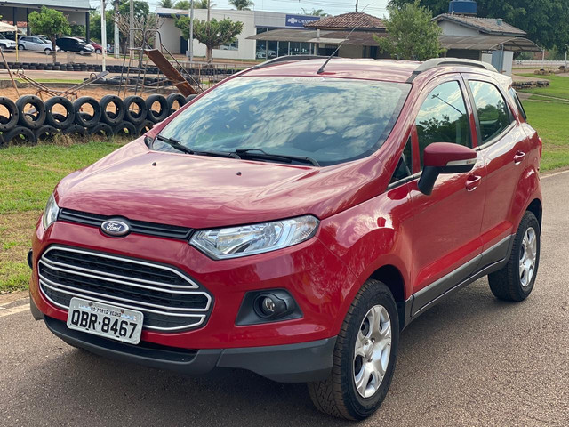 FORD ECOSPORT FREESTYLE Ano 14/15