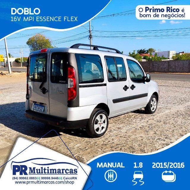 Fiat Doblo Essence 07Lug 1.8 2016 - Foto 3