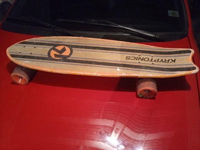 Long board kryptonic $160