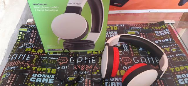 Headfone multilaser