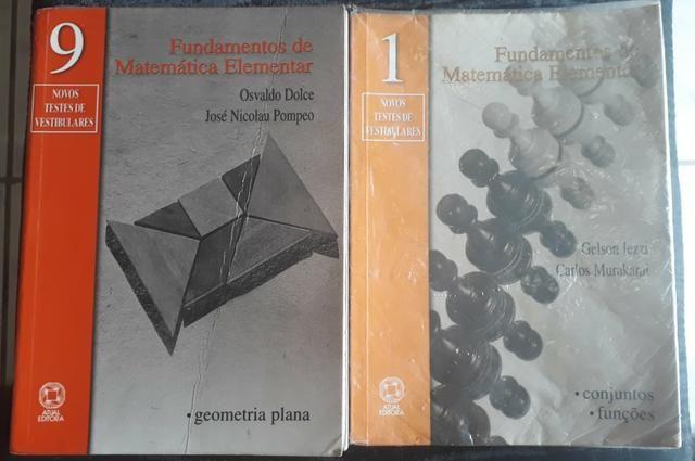 Fundamentos da Matemática Elementar 1, 2, 4, 5, 6 e 9 - Foto 4