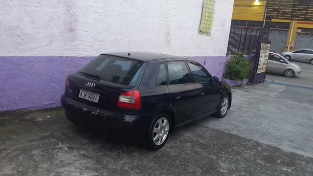 Audi a3 1.8 aspirada
