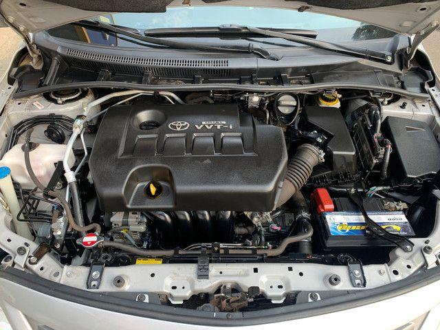 Toyota Corolla Xei 2.0 2013 Automático - Foto 8