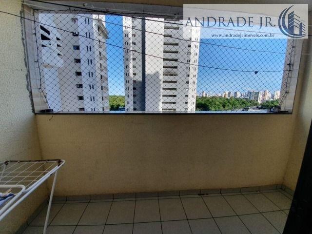 Apartamento no Cocó, nascente, próximo ao parque e shopping - Foto 3