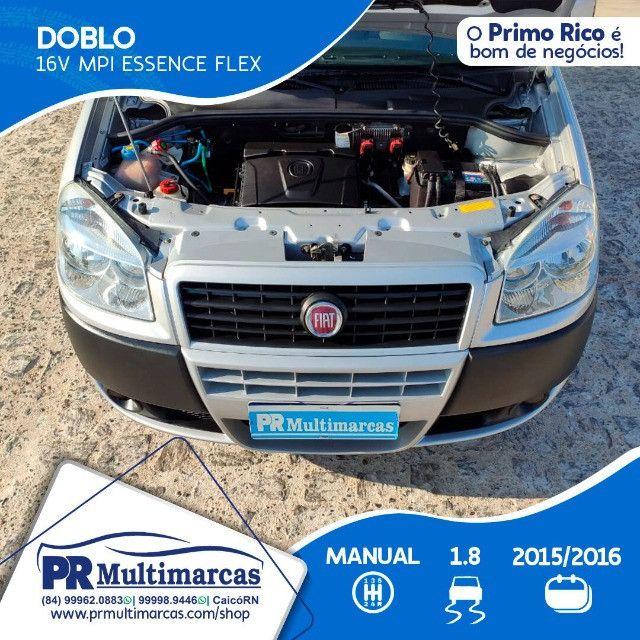 Fiat Doblo Essence 07Lug 1.8 2016 - Foto 6