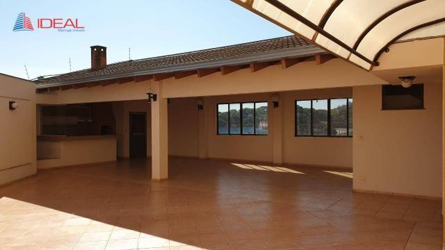 Apartamento com 3 dormitórios para alugar, 380 m² por R$ 3.500,00/mês - Jardim Novo Horizo - Foto 14