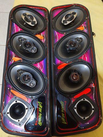 Vendo forro de portas do Corsa classic - Foto 2
