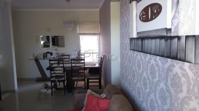 Apartamento à venda com 3 dormitórios em Parque prado, Campinas cod:AP026381 - Foto 2
