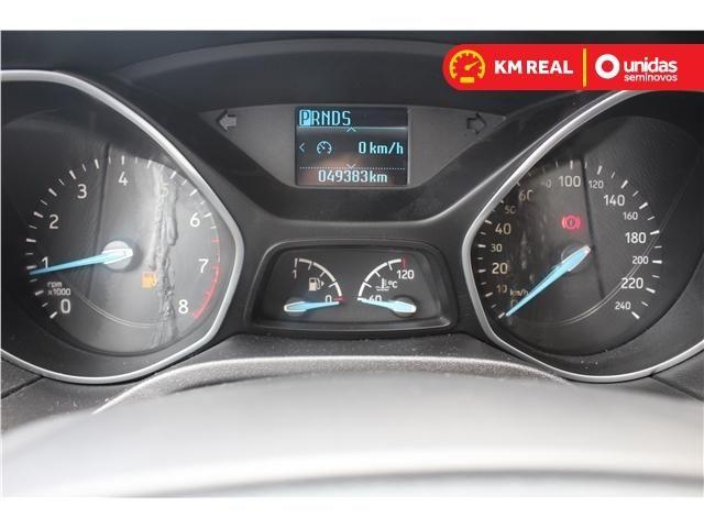 Ford Focus 2.0 se fastback 16v flex 4p powershift - Foto 8