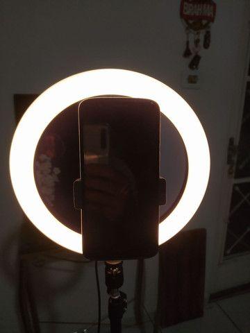 RING LIGHT LED DEZ POLEGADAS