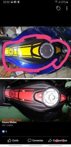 Ades. refletivos de varios modelos de motos  - Foto 3