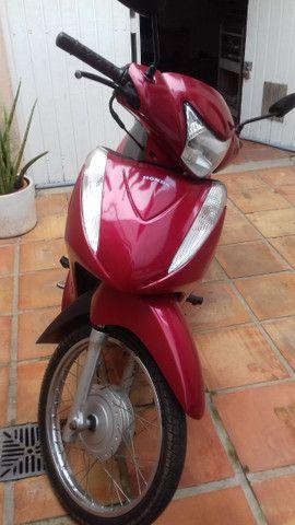 "Honda Biz 125 flex c/ partida ""Particular"""