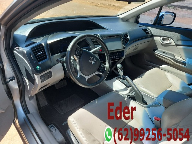 Honda Civic LXR 2.0 AUT 15/16 - Foto 4