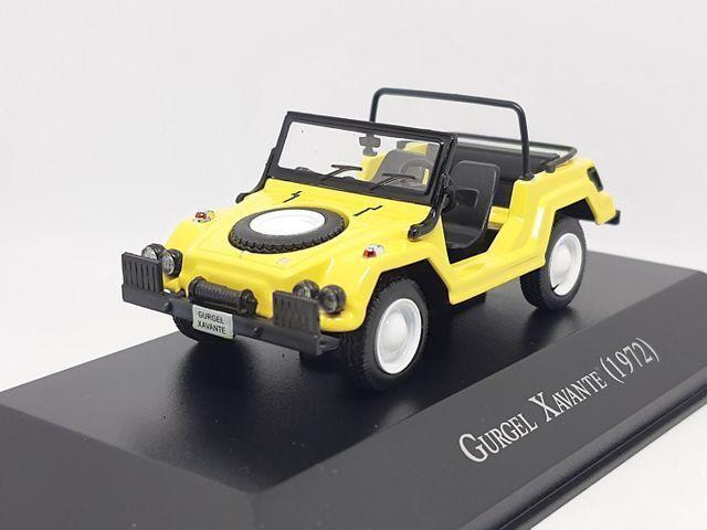 Miniatura Gurgel xavante 1972