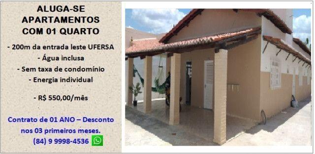 Aluga-se apartamentos próximo a Ufersa - Costa e Silva Mossoró - Foto 6