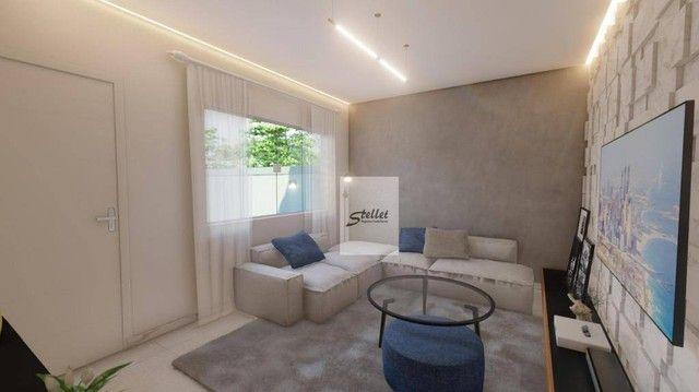Excelente casa linear com 3 dormitórios à venda, 70 m² por R$ 310.000 - Enseada das Gaivot - Foto 16
