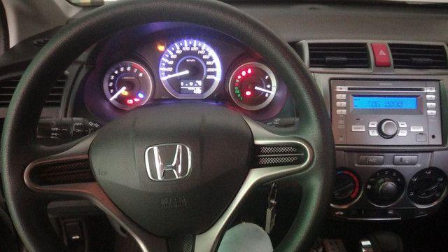Oportunidade Honda city  doc 2021 pago!!! - Foto 6