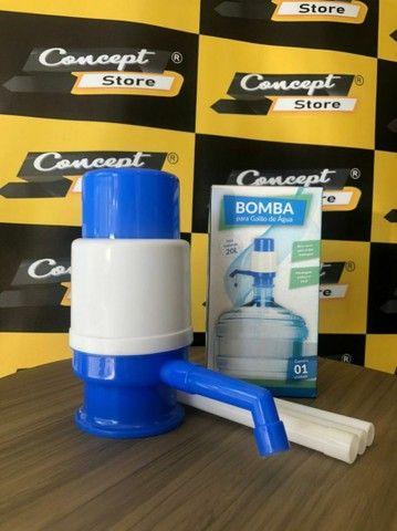 Vendo Bomba Garrafão Manual 20Lts  (NOVO)